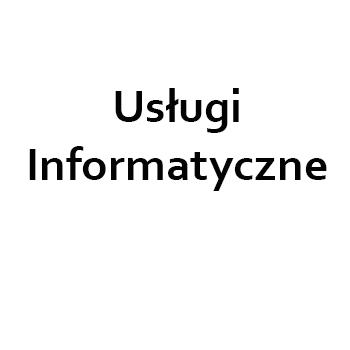 Usługi inf