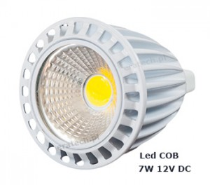 cob led 7w spotlight